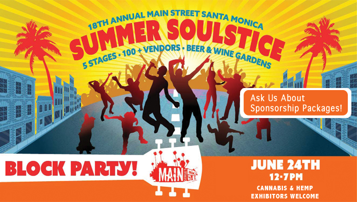 Summer SOULstice in Santa Monica 6/24/18