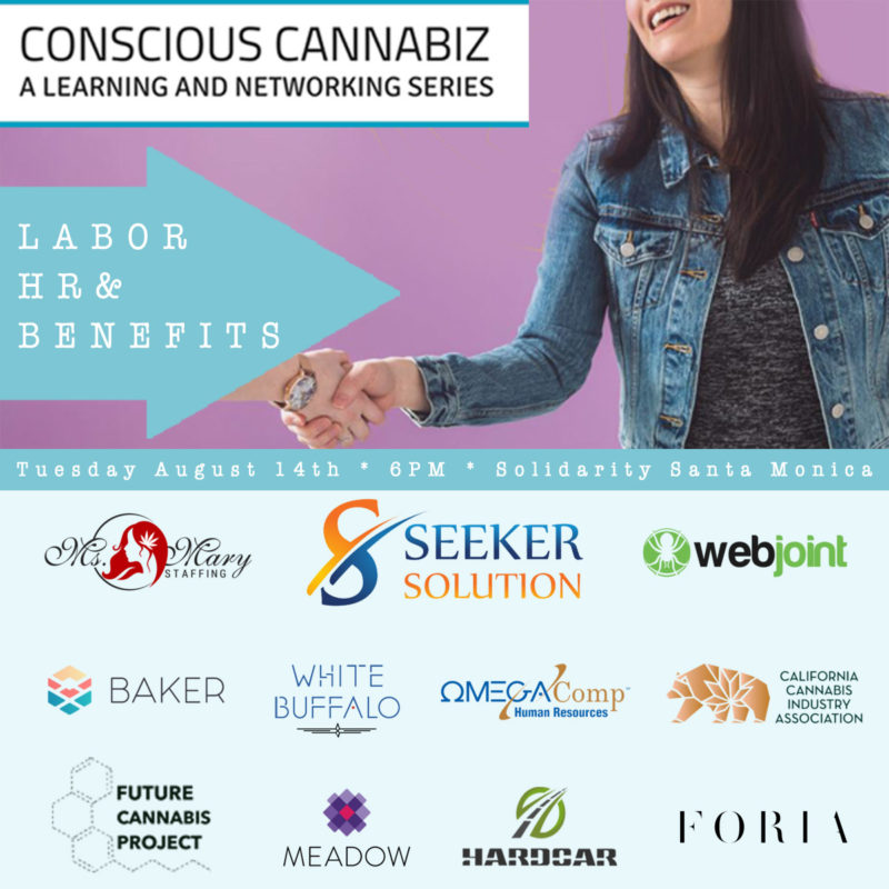 Conscious Cannabiz HR Labor Employee Retainment