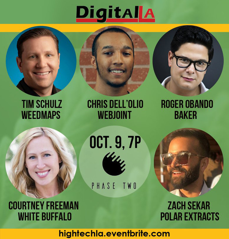 Courtney Freeman, White Buffalo CEO speaking at DigitalLA.