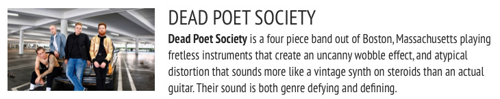 Dead Poet Society Band