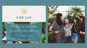 the Lady Jane Society cannabis retreat