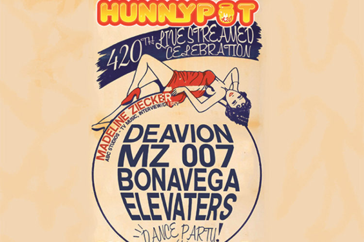 Hunny Pot 420th Show