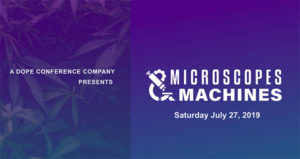 Microscopes and Machines Conference