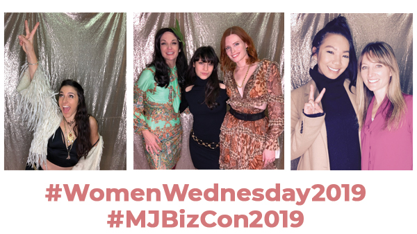 Ladies from Women Wednesday 2019