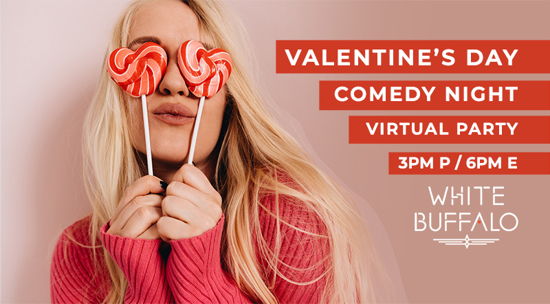 Valentine's Day Comedy Night